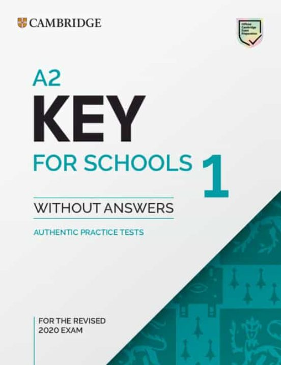A2 key for schools 1 for revised exam from 2020 student s book without answers