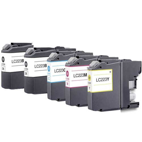 Tinta Brother LC223 compatible